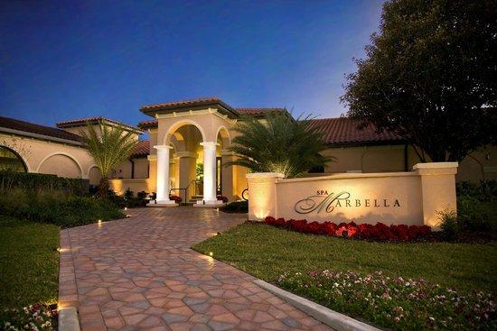 Howey in the Hills, FL: Spa Marbella at Mission Inn Resort & Club