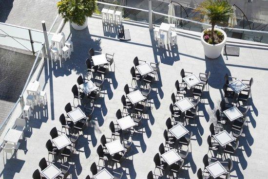 Sandos Monaco Beach Hotel & Spa: Terraza