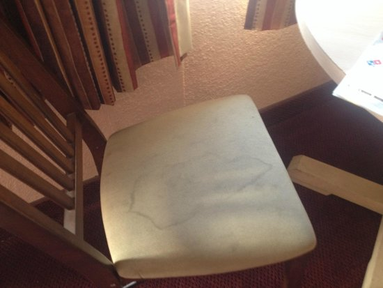 Niagara Lodge & Suites: chair in room