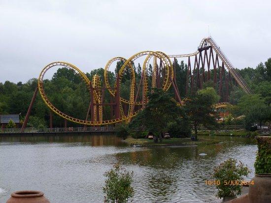 Parc Asterix: Goudurix