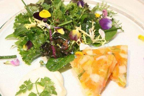 Krone Igelsberg: mit Gemüsesülze