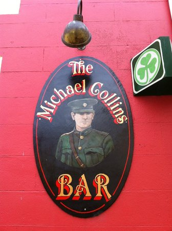 Countrywide Inns - The Greville Arms: the Michael Collins bar