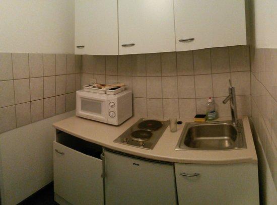 A-partment: Кухня