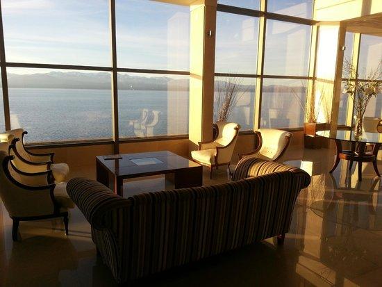 Alma del Lago Suites & Spa : Recepção
