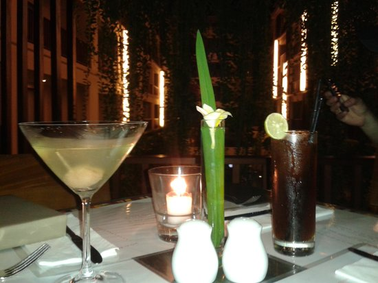 The Magani Hotel and Spa: coctails