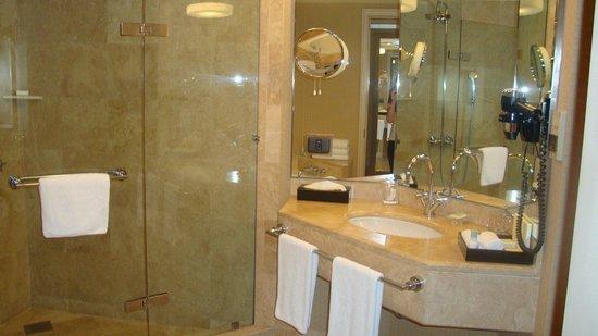 Grand Hyatt Istanbul: Bathroom