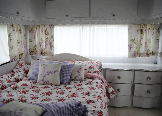 Bouncers Farm: Foxglove Bedroom area