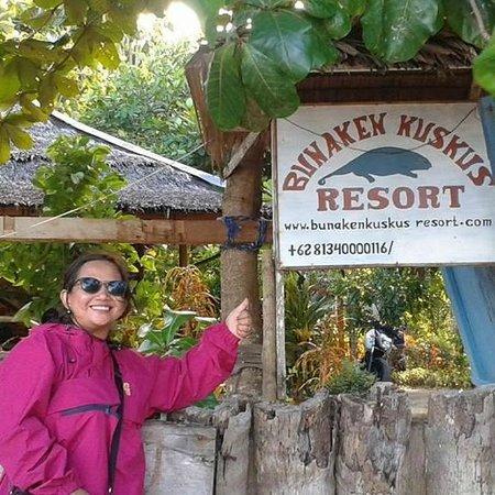 Bunaken Kuskus Resort: Its good choice...