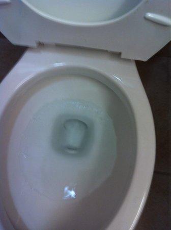 Holiday Inn Express Arlington: Toilet was running all night!!