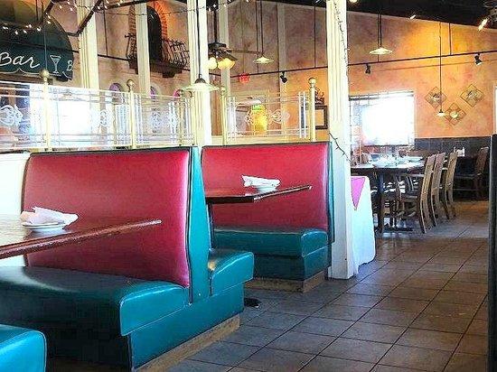 Burlington Italian Collins Seafood Restaurant