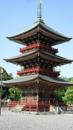 Naritasan Shinshoji Temple: temple