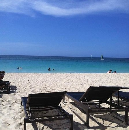 Royalton Punta Cana Resort & Casino: Private Beach just for Royalton Users