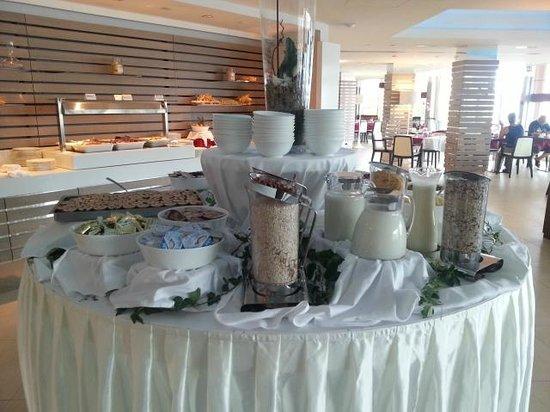 Lafodia Hotel & Resort: breakfast room