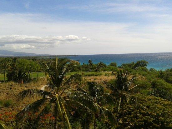 Hapuna Beach Prince Hotel : lovely and sunny
