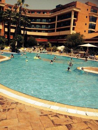 Ohtels Vil.la Romana : The swimming pool ❤️