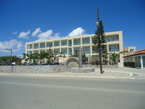 Selini Suites : hotel