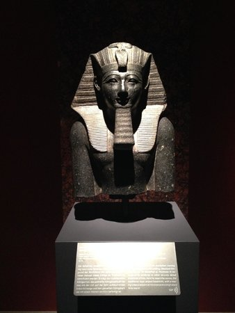 Kunsthistorisches Museum: Egyptian artifact