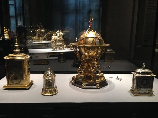 Kunsthistorisches Museum: Objects from the 16th and 17th centuries