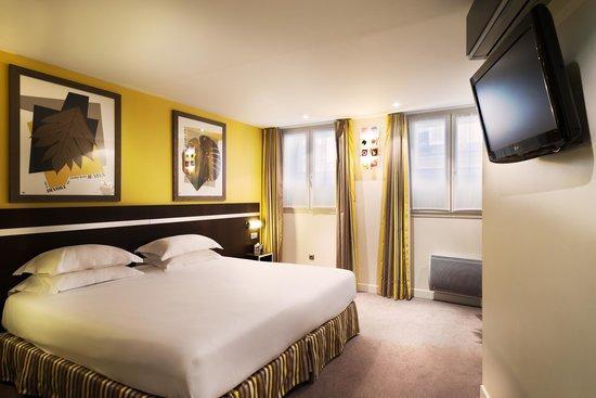 Hotel Arc de Triomphe: Chambre Supérieure