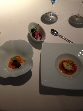 L'Impertinent: Amuse bouche