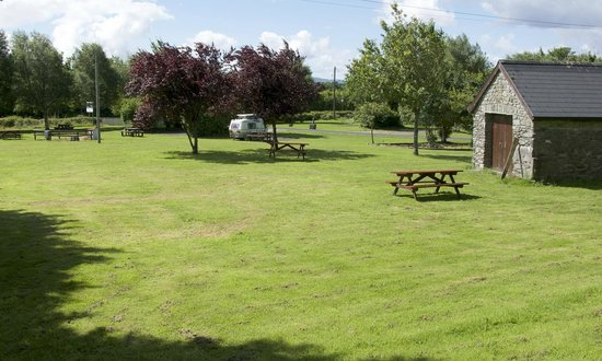 Hungry Hill Lodge and Campsite: Campsite