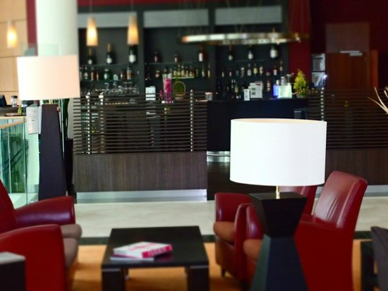 Crowne Plaza Hotel Brussels Airport: Bar