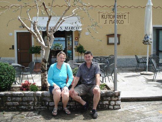 Gasthof Zum Hirschen: am Gardasee