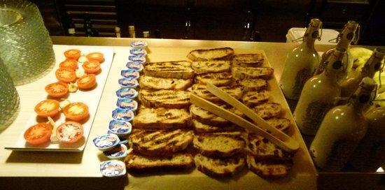 Iberostar Las Letras Gran Vía: Delicious, healthy breakfast