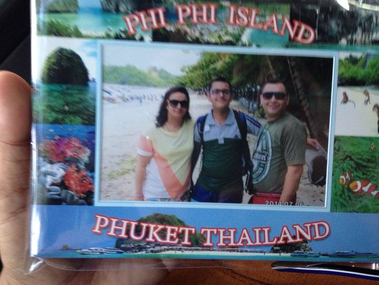 Phi Phi Andaman Beach Resort : Great
