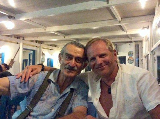 Taverna Tasos: New friends