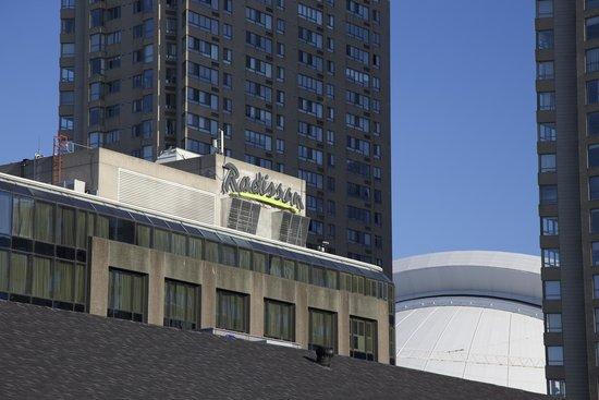 Radisson Admiral Toronto Harbourfront: Das Radisson Hotel an der Harbourfront
