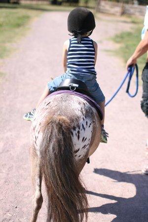 Var Mobil Home: gita con il pony