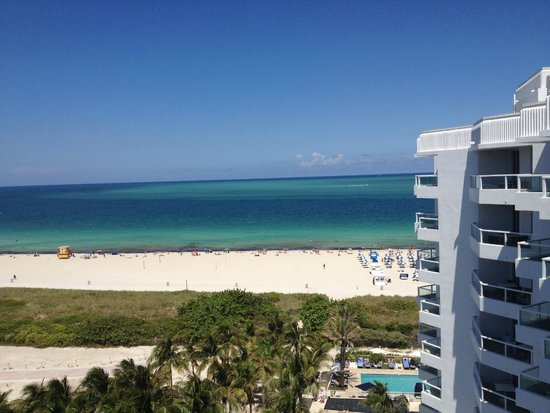 Marriott Stanton South Beach: My view every morning from my balcony.