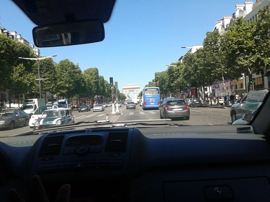 PARISCityVISION : Paseo por la ciudad