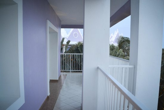 Hotel Riu Montego Bay: Balcony of 5228