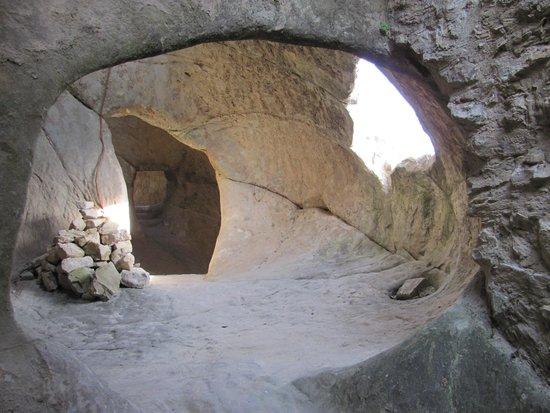 Castello di Lombardia (Enna): inside the castle 2