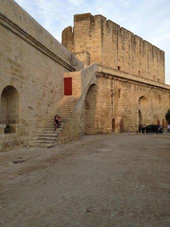 Tours et Remparts d'Aigues-Mortes : Porte principale