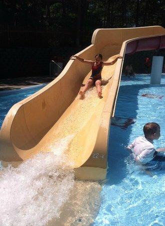 Splish Splash: wee all the way down !!