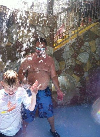 Splish Splash: cooling off