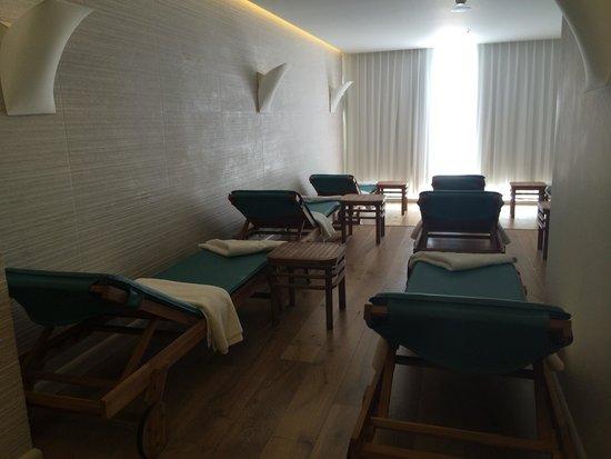 Herods Hotel Dead Sea: חדר המנוחה