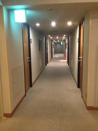 Ryogoku Pearl Hotel : Hallway
