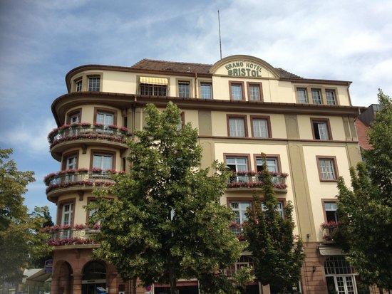 Best Western Grand Hôtel Bristol : hotel