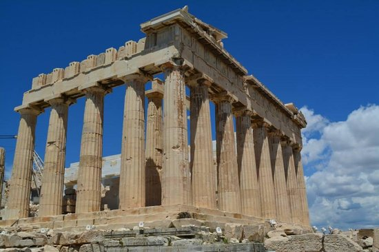 Acropole : Akropolis