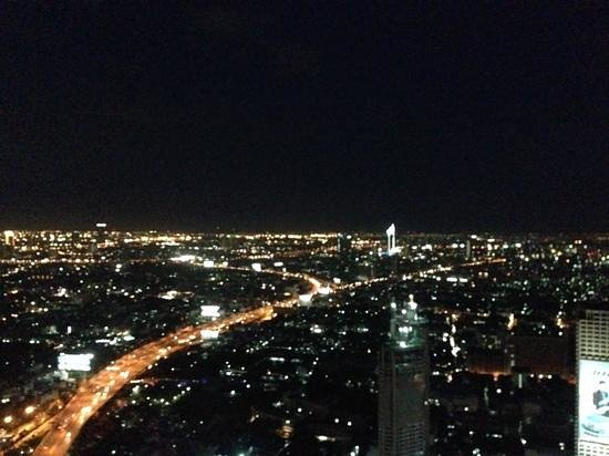 lebua at State Tower : skybar