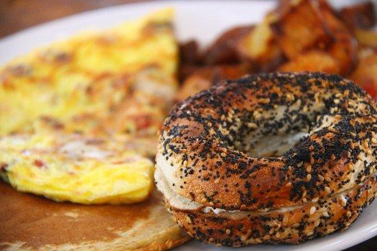 Timbers Restaurant: Breakfast
