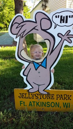 Jellystone Park of Fort Atkinson: fun at Jellystone Fort :)