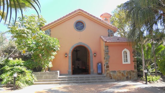 Cordial Mogan Playa: The hotel's own chapel