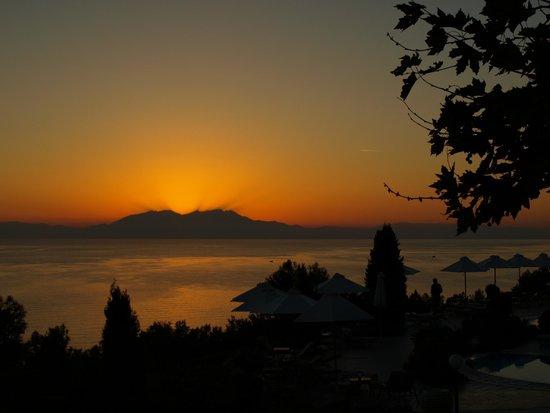 Ikos Oceania: Sunset