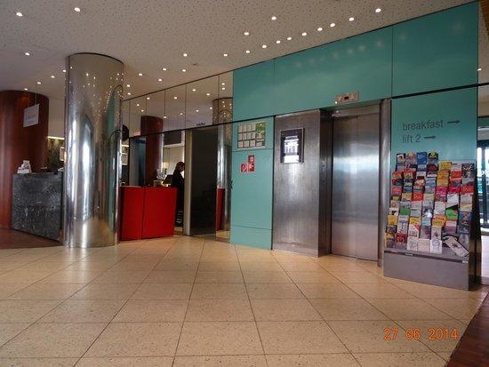 Park Plaza Berlin Kudamm: Eingangsbereich