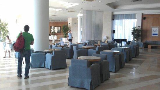 Ikos Oceania: Hotellobby